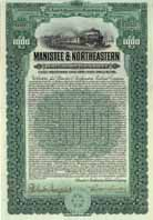 Manistee & Northeastern Railroad