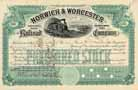 Norwich & Worcester Railroad