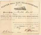 Clover Hill Railroad
