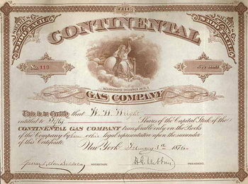 Continental Gas Co.