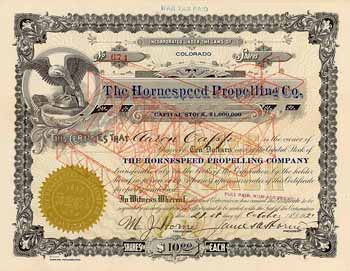 Hornespeed Propelling Company
