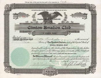 Clinton Aviation Club