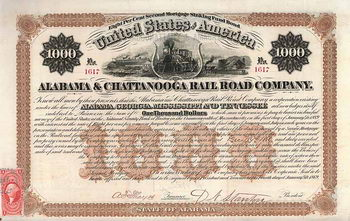 Alabama & Chattanooga Railroad