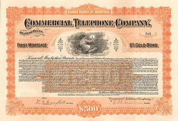 Commercial Telephone Co.