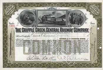 Cripple Creek Central Railway