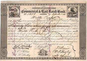 Commercial & Rail Road Bank