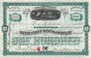 Little Chief Mining Co.
