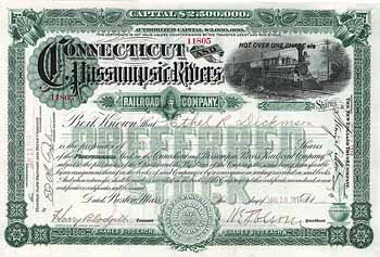 Connecticut & Passumpsic Rivers Railroad
