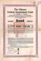 Chinese Central Government Loan