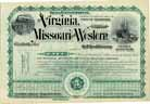 Virginia, Missouri & Western Railroad